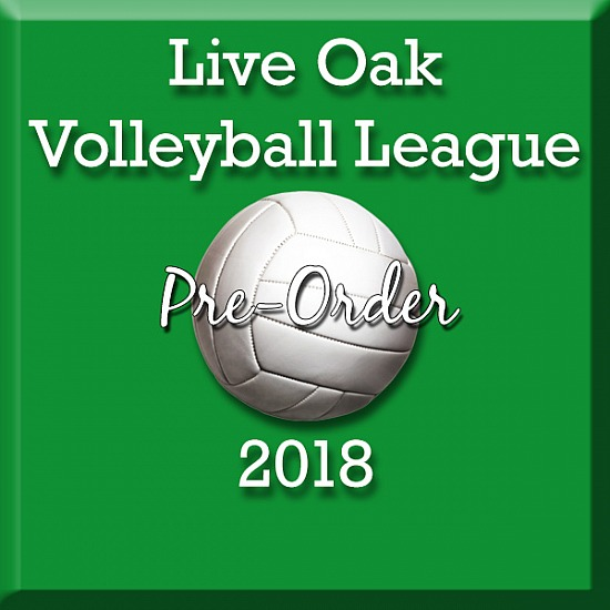 2018 Live Oak Volleyball League
